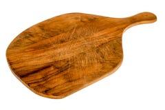 взойдите на борт вырезывания деревянного Стоковая Фотография