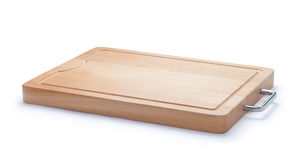 взойдите на борт вырезывания деревянного Стоковое фото RF