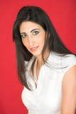 взрослая итальянская женщина Стоковое фото RF