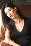 взрослая итальянская женщина Стоковые Изображения RF