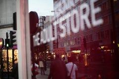 взрослый магазин Стоковое Изображение