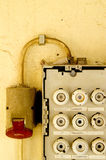 взрыватель 02 коробок старый Стоковая Фотография RF