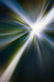 Взрыв звезды иллюстрация штока