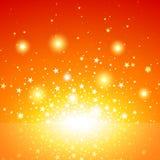 Взрыв звезды Стоковые Фотографии RF