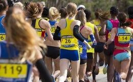 Взрыв 2013 марафона Бостона Стоковое Изображение