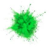 Взрыв порошка стоковое фото rf