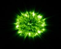 взрыв радиоактивный Стоковое Изображение RF