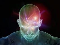 Взрыв разума Стоковые Изображения RF