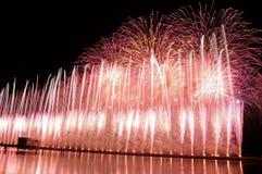 взрыв цвета Стоковое Фото