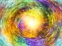 Взрыв цветов Стоковые Фото