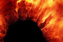 взрыв Стоковое Изображение