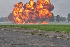 Взрыв Стоковое фото RF