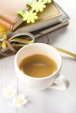 взятие весны кофе пролома Стоковая Фотография