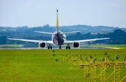Взлётно-посадочная дорожка Стоковое фото RF