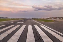 Взлётно-посадочная дорожка 19 Стоковая Фотография RF