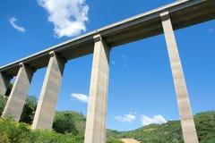 Виадук шоссе Стоковое фото RF