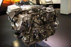 двигатель мощный Стоковые Изображения