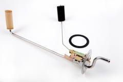 двигатель муфты клиппирования автомобиля автомобильный изолировал белизну путя части Стоковое Изображение RF