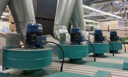 4 двигателя Стоковая Фотография