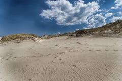 двигать дюн Стоковые Фото