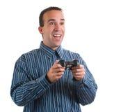 видео игрока игры Стоковые Фотографии RF