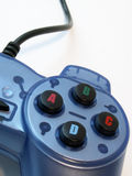 видео игры регулятора стоковые фото
