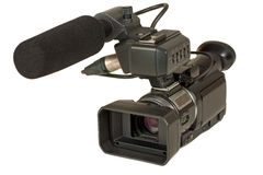 видео камеры Стоковое Изображение