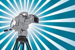 видео камеры Стоковая Фотография RF