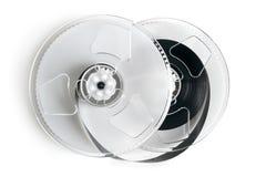 видео кассеты открытое Стоковое фото RF