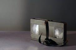 видео кассеты старое Стоковое Изображение RF