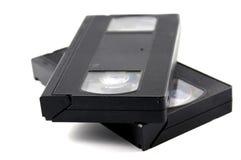 видео кассеты Стоковое Изображение