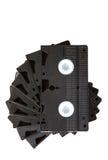 видео кассеты Стоковая Фотография RF