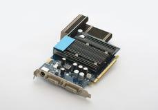 видео компьютера карточки стоковое изображение rf