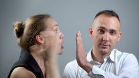 Видео пар во время развода сток-видео