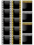 видео фото рамки Стоковое Изображение