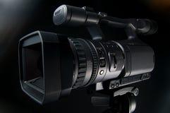 видео 2 камер Стоковое Фото