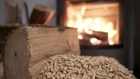 Видео 4K системы отопления деревянной плиты экономическое акции видеоматериалы