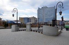 Виды на город Казани Стоковые Фото