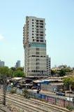 Виды на город Мумбая Стоковое Изображение RF