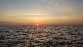 Виды на океан Делавер стоковая фотография rf