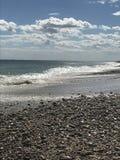 Виды на океан Стоковые Фотографии RF