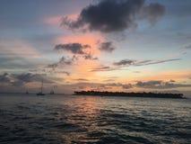 Виды на океан стоковое фото