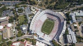 Виды с воздуха стадиона Sanford стоковые изображения