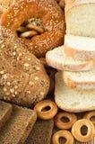 виды хлеба различные Стоковые Фото