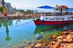 Вид в Eilat Стоковые Изображения RF
