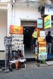 Вид на город Галле, Шри-Ланки стоковая фотография