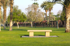 Вид на сад Стоковое Фото