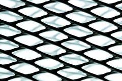 Вид решетки с тенями стоковая фотография rf
