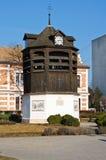 вид сбокуый башни колокола старый Стоковое Изображение RF