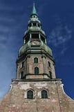 Вид спереди церков St Peter Стоковое Фото